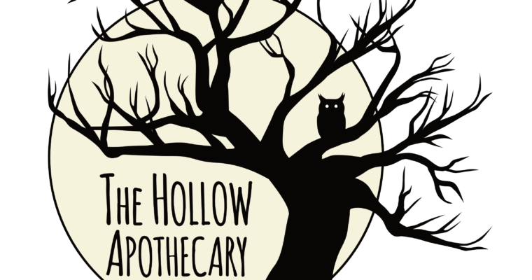 The Hollow Apothecary Logo